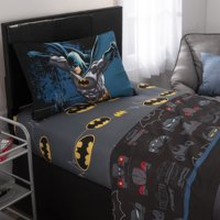 Warner Brothers Batman 'Guardian Speed' Kids Sheet Set
