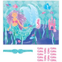 Mermaid Party Game for 14 Players