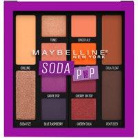 Maybelline Soda Pop Eyeshadow Palette Makeup, Soda Pop