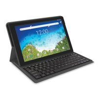 "RCA 10.1"" Android (8.1 Go Edition) 2-in-1 Tablet with Folio Keyboard"