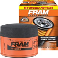 FRAM Extra Guard Oil Filter, PH6607