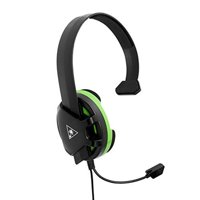 Turtle Beach Recon Chat Headset for Xbox One, PS4, PC, Mobile (Black)