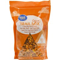 Great Value Cajun Trail Mix, 27 Oz.