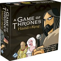 A Game of Thrones Hand Of The King Strategy Card Game