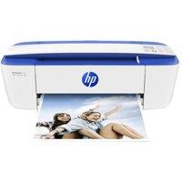 Refurbished HP 3755 All-in-One Color Ink Jet Printer, Blue