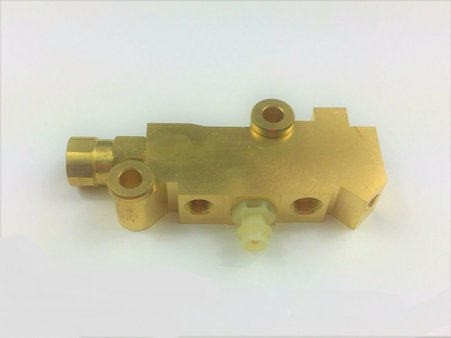 A-Team Performance Chevy GMC Chevrolet Truck Proportioning Valve Disc/Disc Chevy Chevrolet Gmc Truck Cab