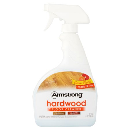 - Armstrong Hardwood Floor Cleaner Spray, 32 fl oz