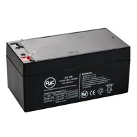 APC Back-UPS ES 350 BE350U ES350U 12V 3.2Ah UPS Battery - This is an AJC Brand Replacement