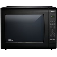 Panasonic 2.2 Cu. Ft. Countertop Microwave Oven with Inverter Technology™, Black