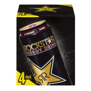 Rockstar Original Energy Drink, 16 Fl. Oz., 4 Count