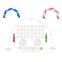 Balloon Arch Frame Kit for Birthday, Wedding, Events, Party Decoration, 8FT Tall & 11Ft Wide