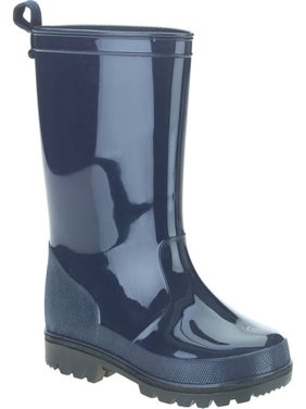 Solid Boys' Jelly Rain Boots
