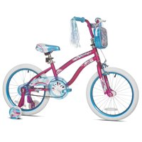 """Kent 18"""" Girls', Mischief Bike, Pink, For Ages 6-9"""