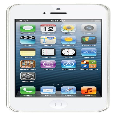 Apple iPhone 5 16GB Factory Unlocked GSM Cell Phone - White  (B Grade - Grade Cell