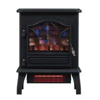 ChimneyFree Infrared Quartz Electric Space Heater, 5,200 BTU