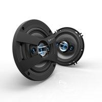 """Scosche HD6504SD - 6.5"""" 4-Way Car Speakers (Pair)"""