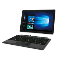 """12.2"""" Windows 2-in-1 Tablet with Travel Keyboard"""