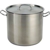 Cook Pro 35-Quart Stainless Steel Stock Pot