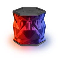 iHome IBT68BC Color-Changing Rechargeable Bluetooth Speaker with Speakerphone