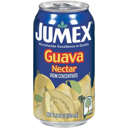 (12 Pack) Jumex Fruit Nectar, Guava, 11.3 Fl Oz, 1 Count
