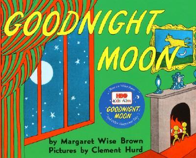 Goodnight Moon (Board Book) - The Moon Fairy