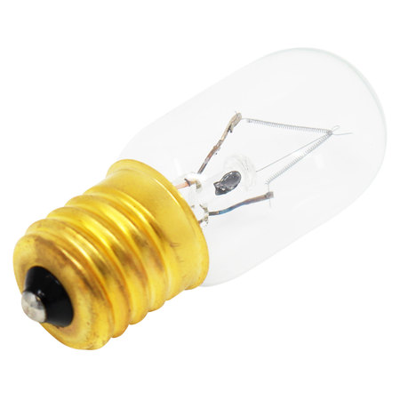 Replacement Light Bulb for Whirlpool YMH2175XSB1 Microwave - Compatible Whirlpool 8206232A Light Bulb