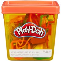 Play-Doh Fun Tub with 5 Cans of Dough & 20+ Tools