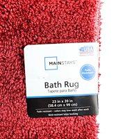 Mainstays Essential Nylon Bath Rug, 1 Each