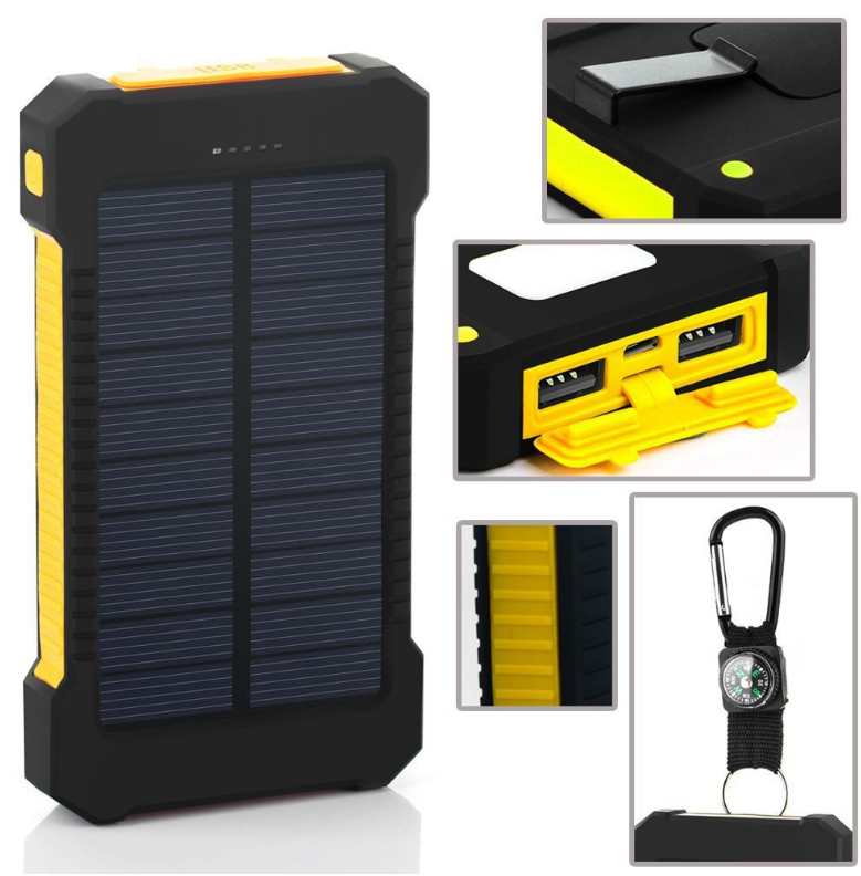 windows phone solar battery charger