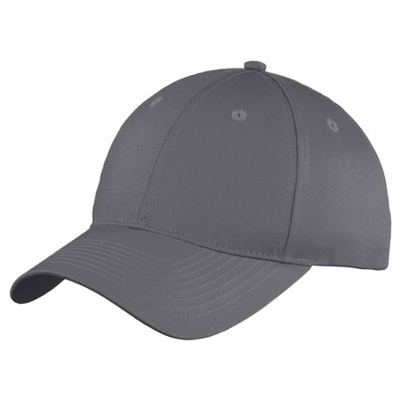 Ladies Washed Twill Cap (Port & Company Men's Six-Panel Unstructured Twill Cap )