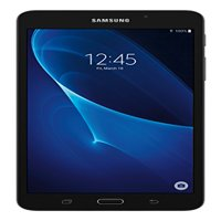 "SAMSUNG Galaxy Tab A 7"" 8GB Android 5.1 WiFi Tablet Black - Micro SD Card Slot - SM-T280NZKAXAR"