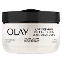Olay Age Defying Classic Night Cream, Face Moisturizer 2.0 oz
