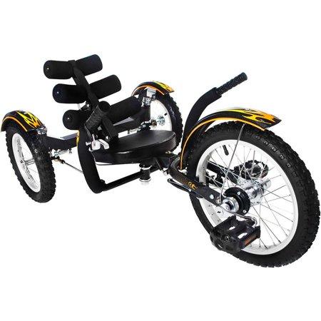 3 Wheeled Cruiser - Mobo Mobito: The Ultimate 3-Wheeled Cruiser, Youth