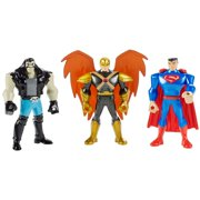 d6ffba58604 Justice League Action Mighty Mini 3-Pack Figures - Superman