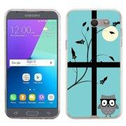 788c77cca5d Slim-Fit Case for Samsung Galaxy J7 Prime, OneToughShield ® Premium TPU Gel  Phone