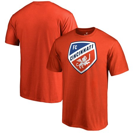 FC Cincinnati Fanatics Branded Team Primary Logo T-Shirt - Orange ()