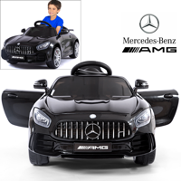 Mercedes Benz AMG GTR 12V Kids Electric Ride On Car w/ Remote Control