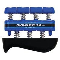 CanDo Digi-Flex hand/finger exerciser, 7.0 pounds, blue
