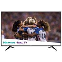 """Hisense 55"""" Class 4K Ultra HD (2160P) Roku Smart LED TV (55R6000E)"""