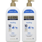 GOLD BOND® Ultimate Healing Lotion with Aloe Family Size 20oz