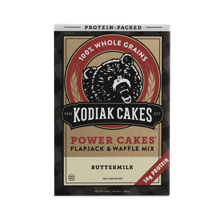 Kodiak Cakes Power Cakes Buttermilk Pancake and Waffle Mix 20 (Peanut Butter Cake Recipe With Cake Mix)