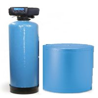 Iron Well Water Softeners Eradicator 4000 Water Softener Iron Filter In One Water Softener System 5600 SXT Uses Morton Iron Out Salt