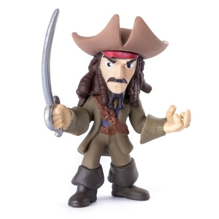 Pirates of the Caribbean: Dead Men Tell No Tales - Pirate Battle Figure - Jack Sparrow](Jack Sparrow Costuming)