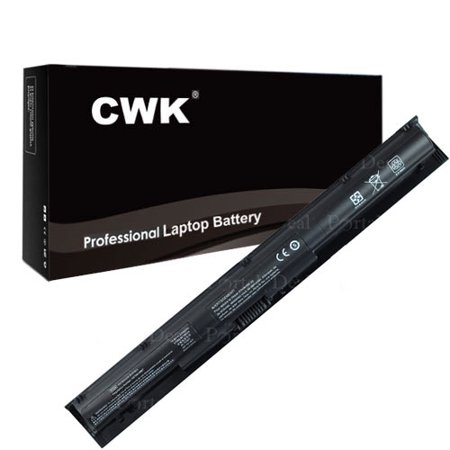 CWK™ New Replacement Laptop Notebook Battery for HP Pavilion 800009-241 TPN-Q158 Q159 Q160 KI04 14-ab000 15-ab000 17-g000 800049-001 N2L84AA 14/15/17-AB SERIES HSTNN-DB6T HSTNN-LB6R HSTNN-LB6S 3500 Series Notebook Battery
