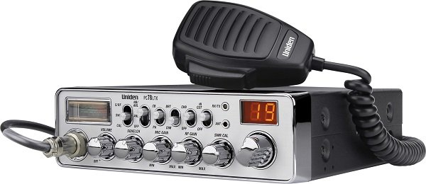 Uniden PC78LTX 40-channel CB Radio (with SWR (Best Meters For Cb Radios)