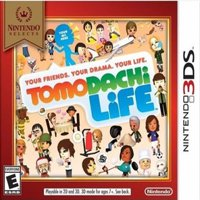 Nintendo Selects: Tomodachi Life, Nintendo, Nintendo 3DS, 045496744120