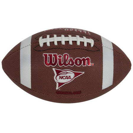 Wilson NCAA Red Zone Series Official Size Composite Football Auburn Tigers Leather Football
