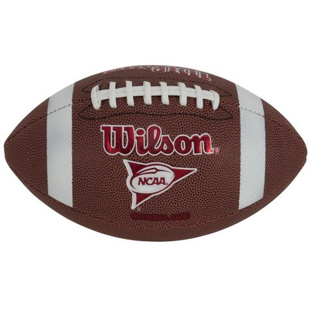 - Wilson NCAA Red Zone Series Official Size Composite Football