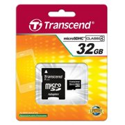 LG MS395 Cell Phone Memory Card 32GB microSDHC Memory Card with SD Adapter