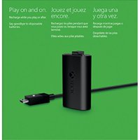 Microsoft Xbox One Play and Charge Kit, DHS3V00007